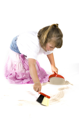This is not my child. Or my sand. Or my broom. Or my background. Do you know how bad stock photos of sweeping are? Shameful.